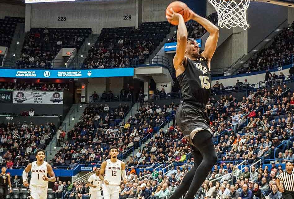 UCF Knights Guard Aubrey Dawkins to Enter the NBA Draft Pool