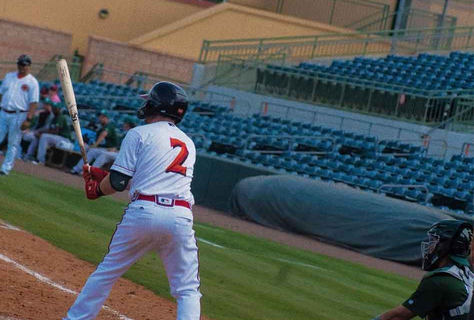 Florida Fire Frogs Notch a Walk-off Victory in Game  5 of the Season