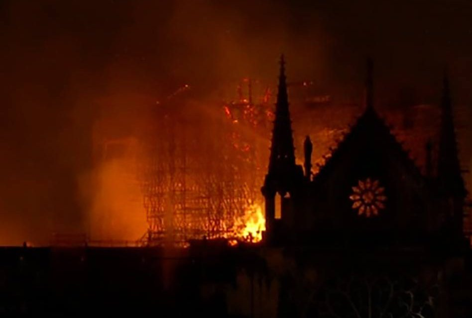 Notre Dame Cathedral Fire Leaves Millions Heartbroken