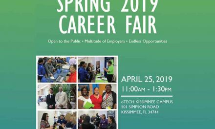 Osceola Technical College To Host Spring 2019 Career Fair April 25