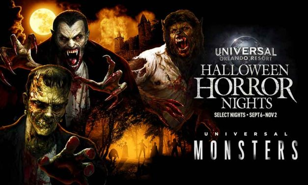 Universal Pictures' Legendary Monsters to Make Terrifying Debut at Halloween Horror Nights!