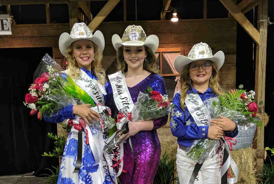 Osceola County Welcomes their New 2019 Miss Silver Spurs Royalty
