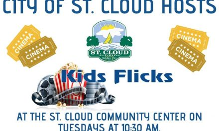 City of St. Cloud Treats Kids to 8 Free Movies Over The Summer