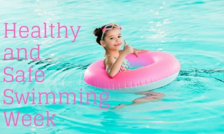 Stay Cool and Follow These Safety Tips DuringHealthy and Safe Swimming Week