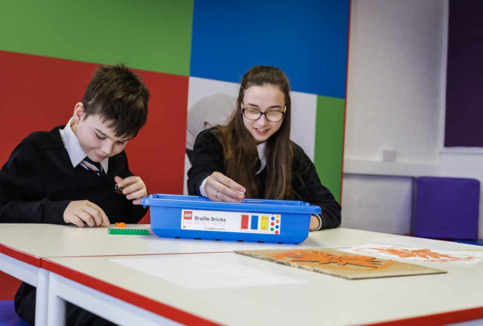 LEGO Braille Bricks Kit Expected to Launch in 2020