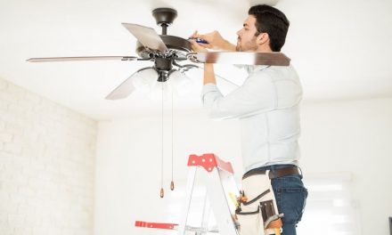 KUA Summer Energy Saving Tip #2, Check Ceiling Fan Blade Angles