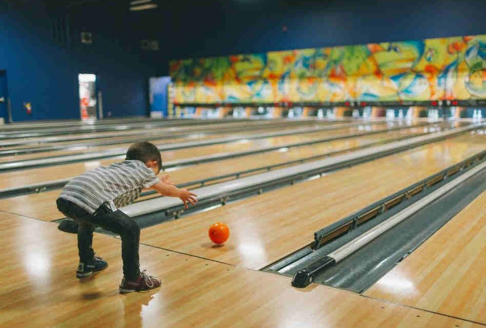 Two Free Games of Bowling A Day for Kids Registered in Kids Bowl Free Program