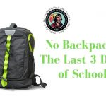Osceola School District Suspend Use of Backpacks Last 3 Days of School