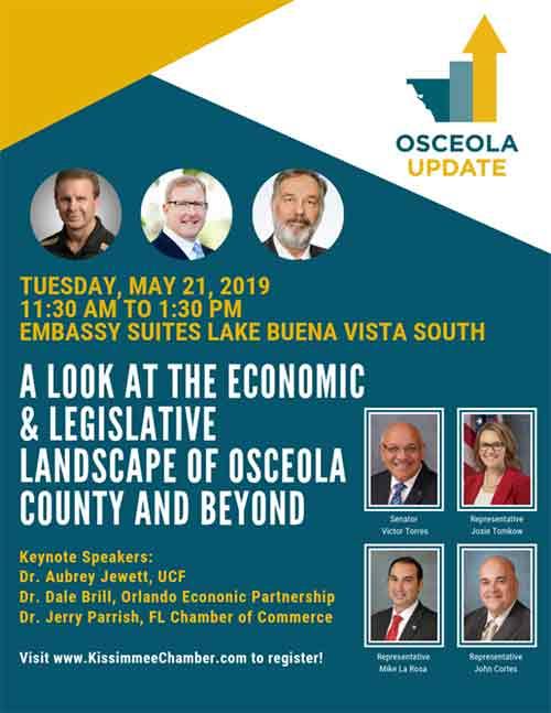 Osceola Update