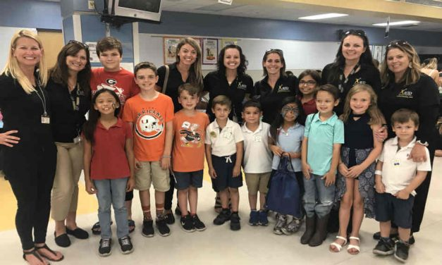 St. Cloud Elementary Educates Students For Their Future During College and Career Night