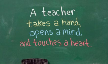 Thank a Teacher, It's Teacher Appreciation Week!