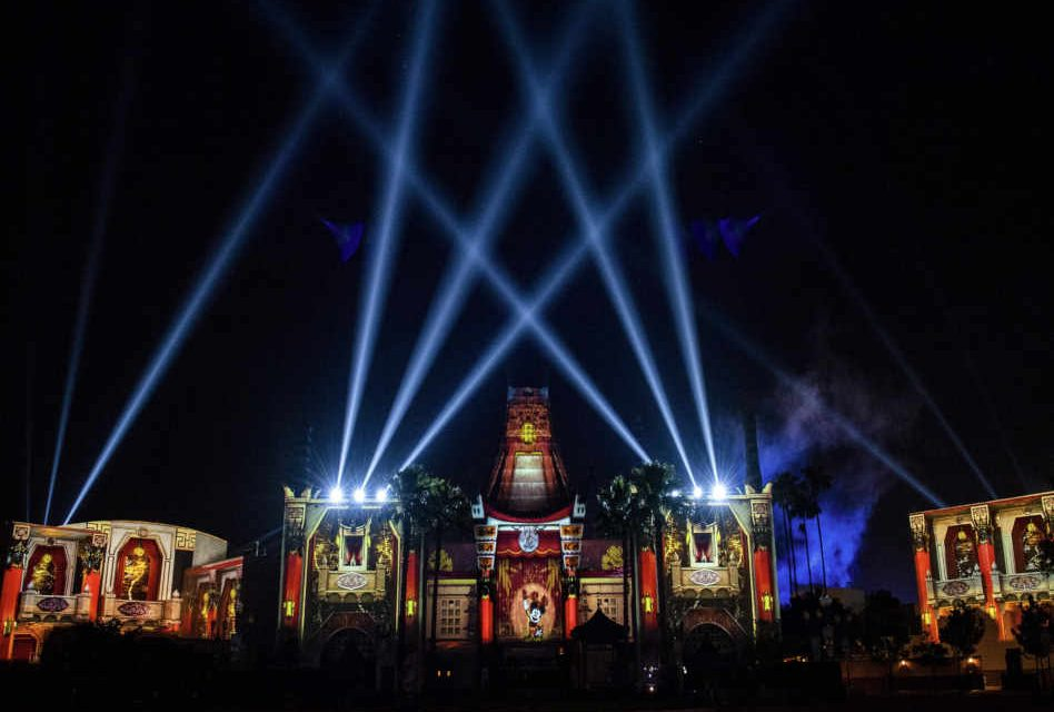 Disney's Hollywood Studios Celebrates 30 Magical Years with New Nighttime Projection Show