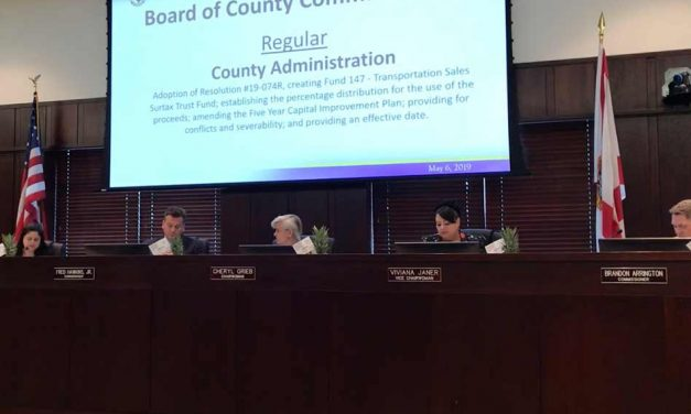 Osceola Adopts Resolution that Lists What Transportation Projects Take Place if One Cent Tax Passes