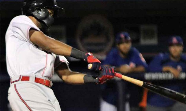 Fire Frogs Take Out Blue Jays Ending a 6-game Skid