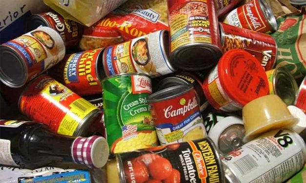 Osceola County Residents Asked to Help Stock Food Pantry Shelves on May 11