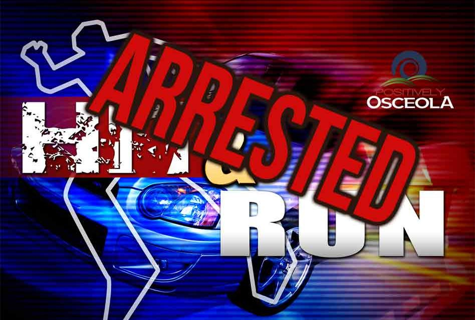 FLORIDA TROOPERS ARREST HIT AND RUN DRIVER FROM FATAL OSCEOLA COUNTY CRASH