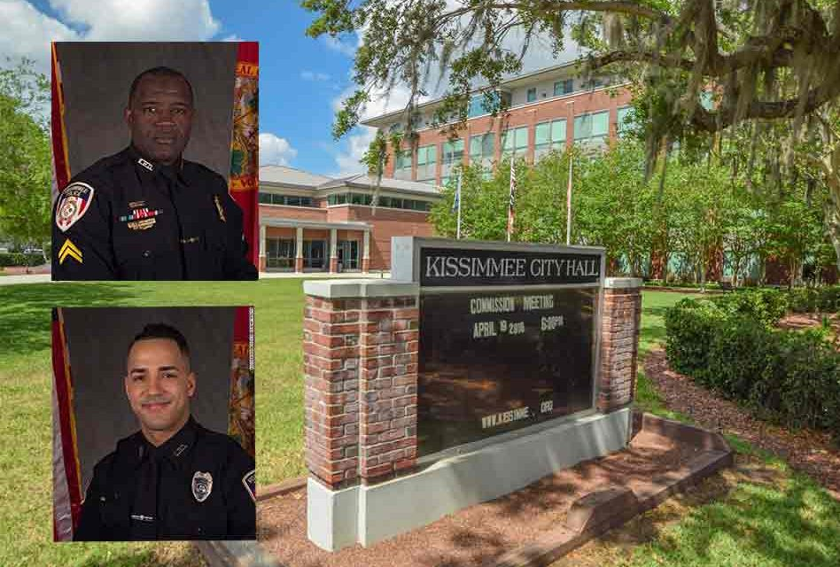 Kissimmee's New Public Safety Training Center to Be Dedicated to Sgt. Sam Howard and Officer Matthew Baxter