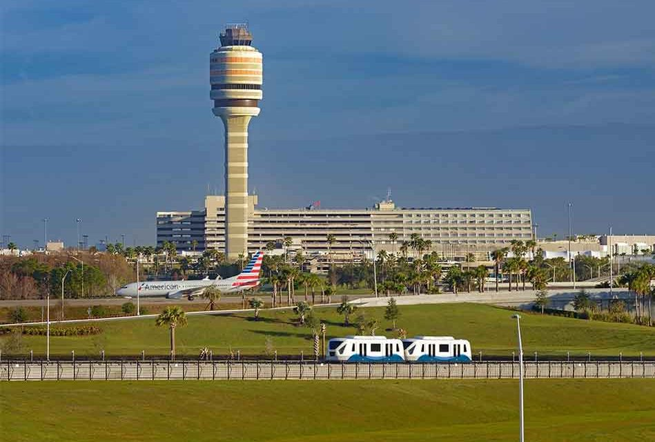 Orlando International Airport Sees Double-digit Increase in International Traffic