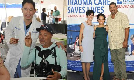 Osceola Regional Medical Center Reunites Trauma Survivors and Caregivers