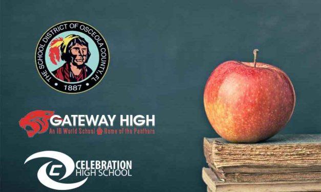 Five Osceola County Students Named National Merit® Scholarship Winners