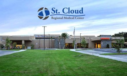 St. Cloud Regional Medical Center's Wound Healing & Hyperbaric Center Recognized with National Award for Excellence