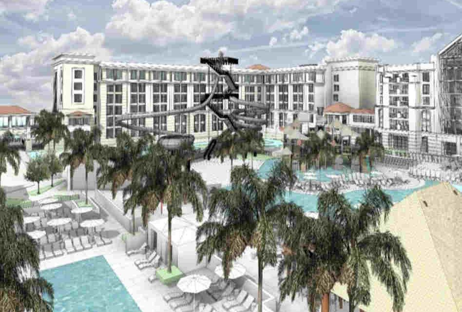 Gaylord Palms Resort in Kissimmee breaks ground on new $158 Million Expansion
