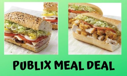 POSITIVELY DELICIOUS ALERT! Publix Whole Deli Subs are On Sale Now Through June 19th