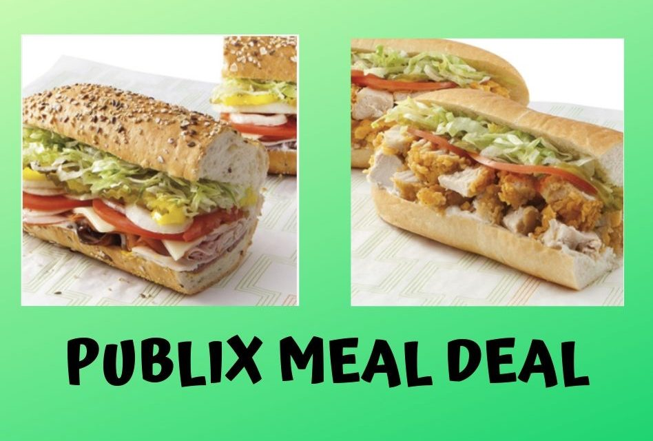 POSITIVELY DELICIOUS ALERT! Publix Whole Deli Subs are On Sale Now Through June 19th