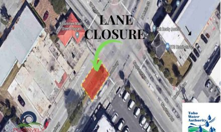Toho Water Authority Announces Lane Closures Near Broadway and Neptune Road Set for Thursday Evening