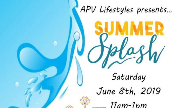 Splash into Summer with the Association of Poinciana Villages this Saturday
