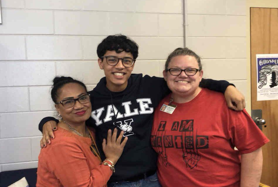 Local Gateway High School Graduate Heads to Yale after Receiving National Merit Scholarship
