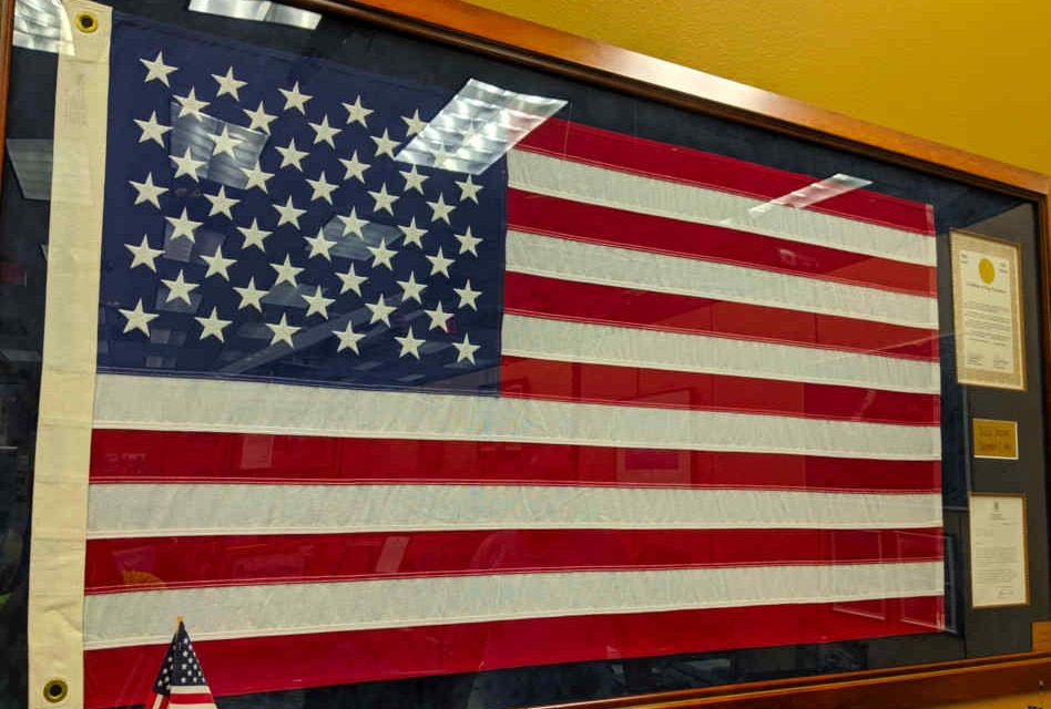 Museum of Military History Celebrates Flag Day with Flag Retirement Ceremony, Tomorrow