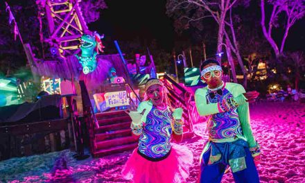 Disney H2O Glow Nights Shines A New Light On Summer Fun