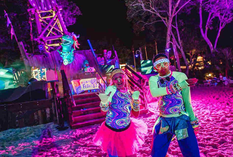 Disney H2O Glow Nights Shines A New Light On Summer Fun