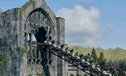 Hagrid's Magical Creatures Motorbike Adventure Now Open to the Public