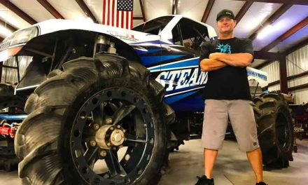 """Saint Cloud Man Stars in Discovery Channel Series, """"Dirty Mudder Truckers."""""""