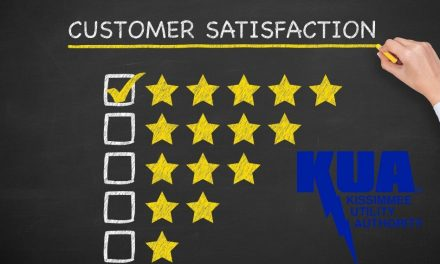 Kissimmee Utility Authority Earns High Scores in Customer Satisfaction Survey