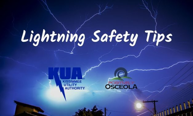 Summer Lightning Storms are Officially Here, Stay Safe with Tips from KUA