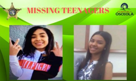 Authorities Searching for TWO Missing Teenage Girls from Kissimmee