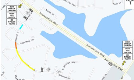 Section of Oakwood Drive in Kissimmee Expected to Reopen by September 2019, Toho Water Says