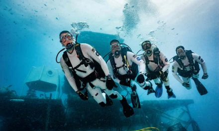 NASA Astronauts Are Helping Florida Keys Reefs While Training For Deep Space Missions