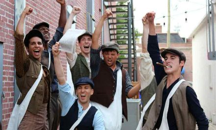 Next Up at Osceola Arts… Disney's Newsies!