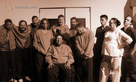 Last Weekend to Experience One Flew Over the Cuckoo's Nest at Osceola Arts in Kissimmee