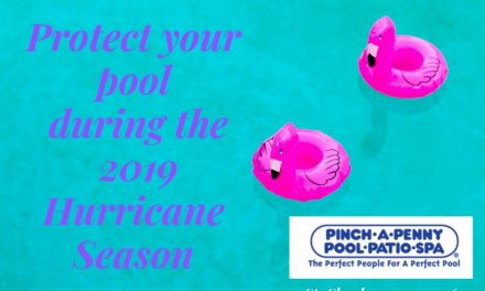 Prepare and Protect Your Pool During the 2019 Hurricane Season