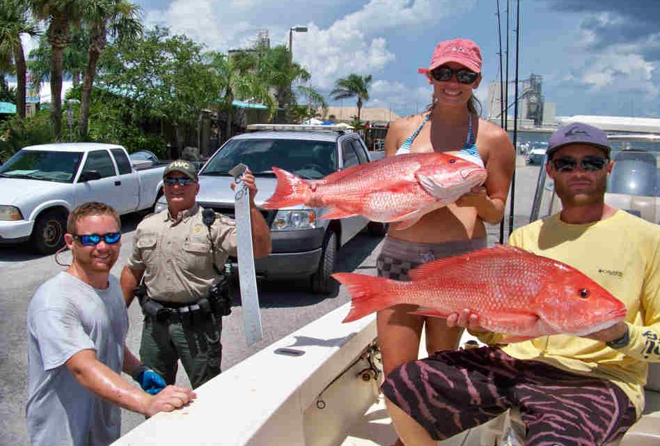 June 11th starts Recreational Red Snapper Season in Gulf state and federal waters