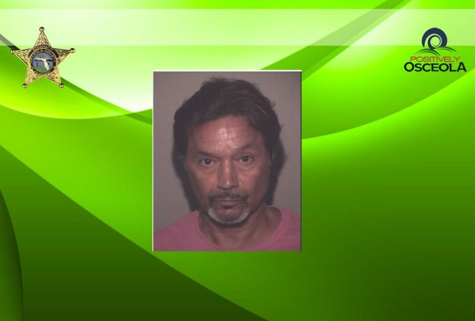 Osceola Detectives Arrest Martial Art Instructor For 96 Counts of Sexual Battery on a Child