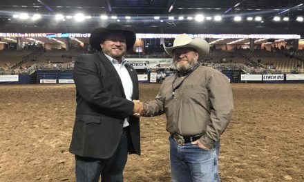 Big Thanks to Silver Spurs Big Boss Chris Fluke and Welcome to the Next Big Boss Chris Baker