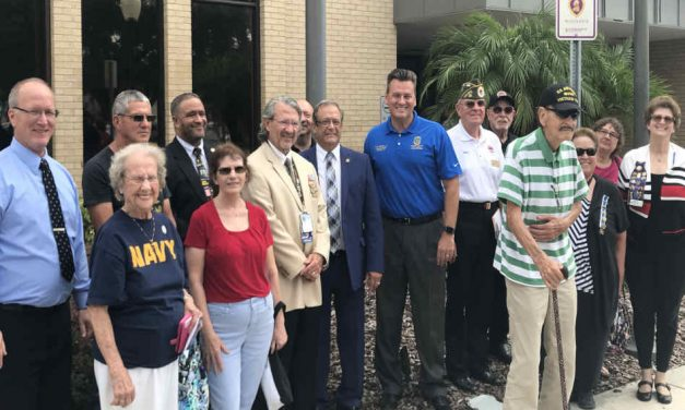 St. Cloud Veterans Service Office Officially Opens It's Doors