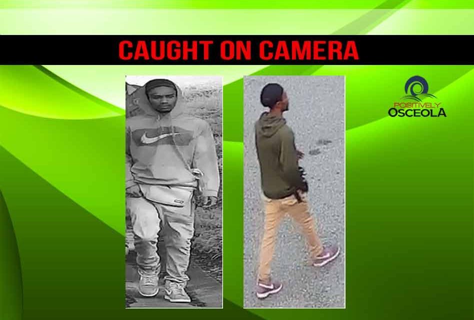 Caught on Camera in The Oaks Community, KPD Requesting Public's Help in Locating Burglary Suspect
