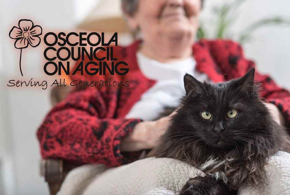 Osceola Council On Aging, Ending Hunger for Seniors, and Their Best Friends